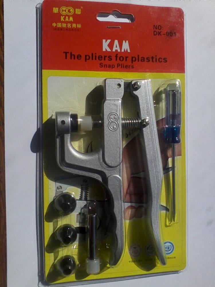 KAM Snap Pliers
